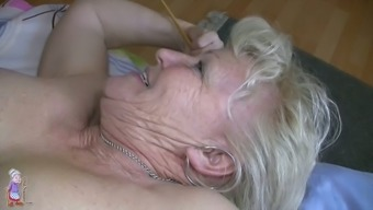 Very funny threesome along with several nearly dead grandmas