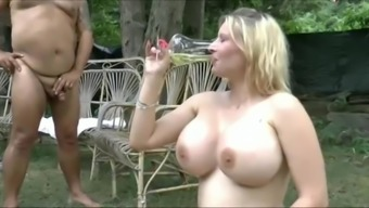 Enormous boobs little girls blow lot of pee