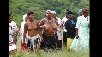 Africa tribe Hi-def