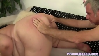 Big tits greasy lost by fat angle