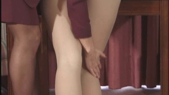 The Pantyhose Boss 2(two)