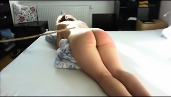 Very difficult caning instructions for object Lena