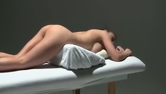 MULTI ORGASMIC Sensual Massage By using Lube