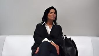 Novice Czech milf shoots her first porno video files