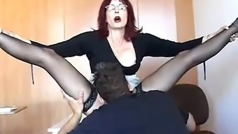 a very good tutor had educated the lad to effectively beat