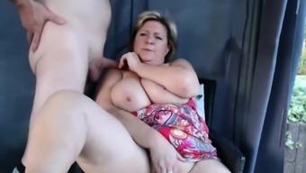astonishing gilf fucking on web camera old couple fucking cam