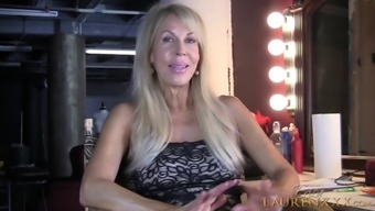 Age chick Erica Lauren discusses her intimate sexual occurrences