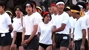 Japanese people sports and physical eduction