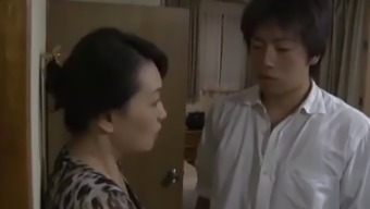 asian japanese people guy found his mom's treachery - part2 on hdmilfcam.com