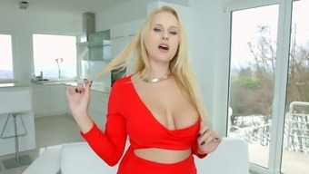 Colossal breasted Czech MILFie hobo Archangel Wicky is therefore into riding agency cock