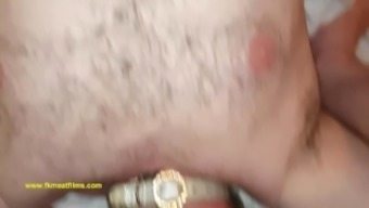 2018-10-05 Master and fuckmeat Play w Manslut S2C3P1 BBW BDSM Bisexual Mmf