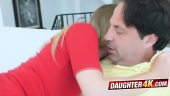 Daisy is letting her stepfather touch...
